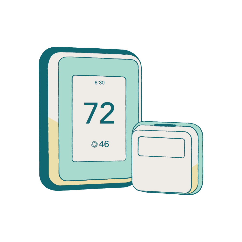 Honeywell_Smart Thermostat_T9