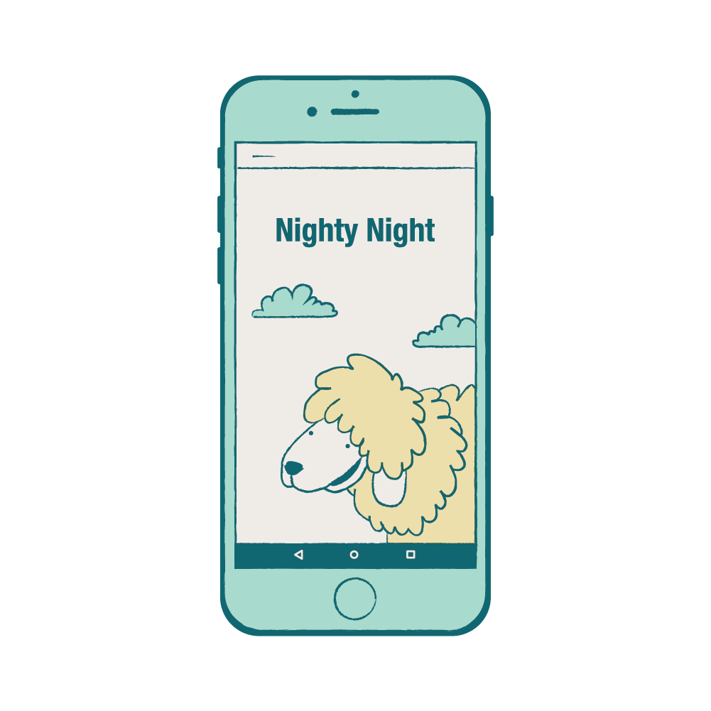 Fox _ & _ Sheep_Nighty_Night!