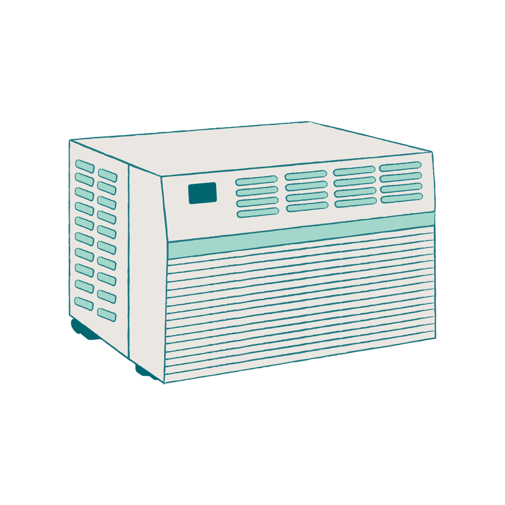 GE®_ENERGY_STAR®_115_Volt_Smart_Electronic_Room_Air Conditioner