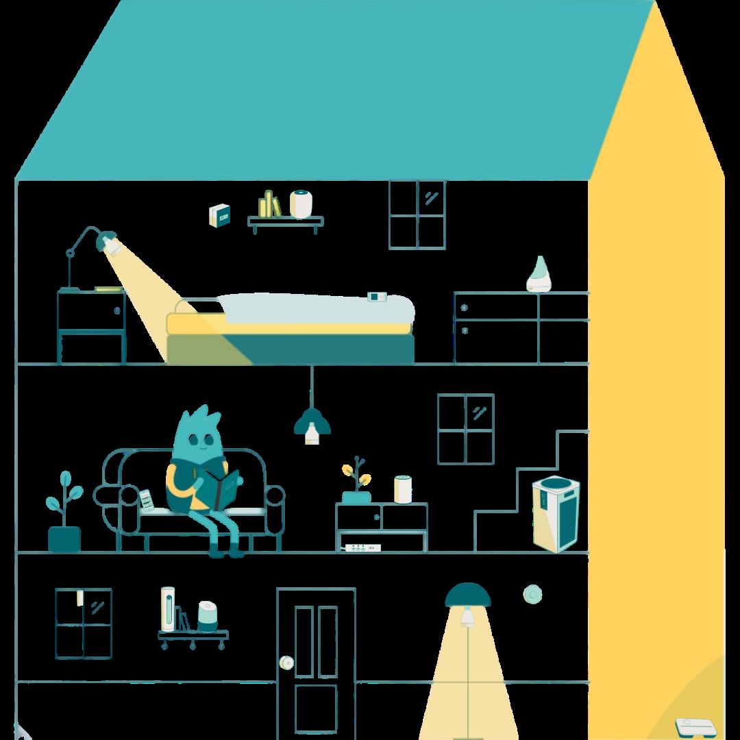 Kits House Smart Home Need