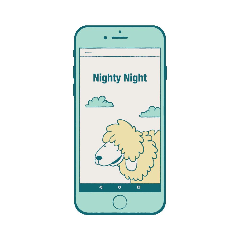 Fox _ & _ Sheep_Nighty_Night!