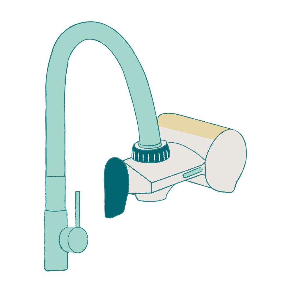 PUR_Bluetooth®_Ultimate_Faucet_Filtration_System